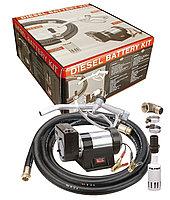 Комплект заправочный для дизельного топлива и солярки Gespasa Kit Batteria 45