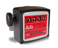 Счетчик расхода учета дизельного топлива и солярки Petroll K 44