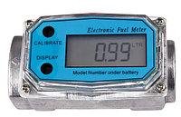 Счетчик электронный расхода учета дизельного топлива и солярки Petroll 18