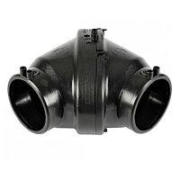 Муфта вторичная для углового соединения 90° сварочная UPP gemini 110/90