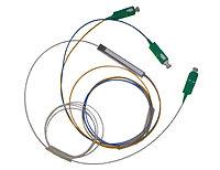 Оптический планарный делитель (PLC сплиттер) 1x4 SC/APC