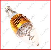 Светодиодная лампа 3W E14
