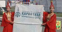 Участие на выставке Караоткель-2012 совместно с ТОО POLYSET