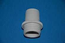 Адаптер полипропиленовый для флакон-диспенсеров, цифровых бюреток, внешняя резьба GL 32, для бутыля шлиф 29/32 (VITLAB)