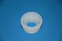 Адаптер фторопластовый для флакон-диспенсеров, цифровых бюреток, внешняя резьба GL 45, резьба бутыля GL 32 (VITLAB)