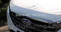 Хром на решетку Hyundai Tucson