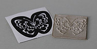 Штамп для скрапбукинга: Бабочка
