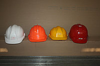 Каски строительные в ассортименте