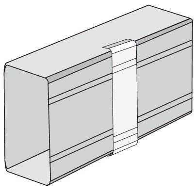 GAN 150 Накладка на стык крышки