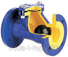 Обратный клапан шаровый ф50