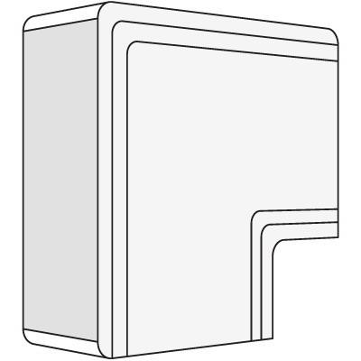 NPAN 40x40 Угол плоский