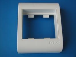 "PDА-DN 100 Рамка-суппорт под 2 модуля ""VIVA"""