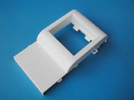 "PDА-DN 120 Рамка-суппорт под 2 модуля ""VIVA"""