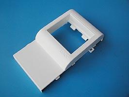 "PDА-DN 150 Рамка-суппорт под 2 модуля ""VIVA"""