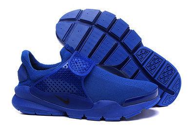 Летние кроссовки Nike Sock Dart синие ( 40-44 ), фото 2