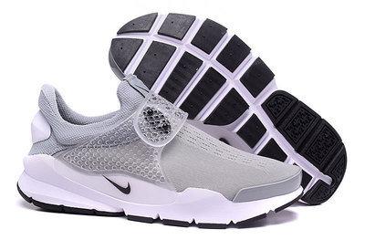 Летние кроссовки Nike Sock Dart серые ( 40-44 ), фото 2