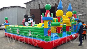 Игровой надувной центр Микки маус 800x500x380 см