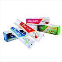 «Orecare» Зубная паста с экстрактами трав