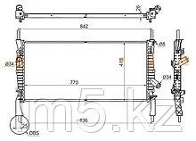 Радиатор  FORD TRANSIT 2.2TD / 2.3 / 2.4TD 06-