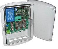 CLONIX 4 RTE. Внешний радиоприёмник, до 128 пультов, 433МГц, напряжение питания 230V.