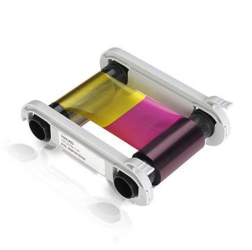 Полупанельная полноцветная лента для принтера Evolis Primacy, 400 отпечатков, R5H006NAA