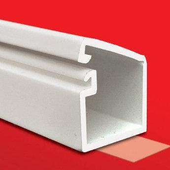 TMC 25x17 Миниканал белый (розница 12 м в пакете, 8 пакетовв коробке)