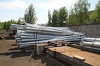 Опоры освещения металлические  граненные СТВ, ОГК  длиной от 3м до 11м оцинкованная
