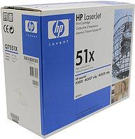 Картридж HP №51X для  HP LaserJet M3027 MFP (CB416A) Q7551X (Art:168)