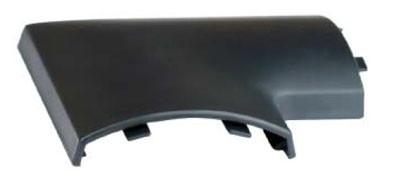Угол плоский для напольного канала 75х17 мм APSP W, цвет белый