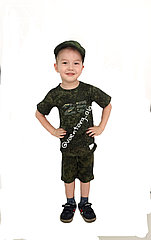 Детский летний костюм