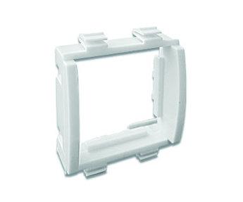 Каркас под 2 модуля 45х45, белый