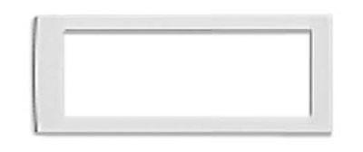 Рамка универсальная на 6 модулей, цвет белый