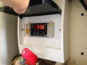 пульт управления солнечным водонагревателем