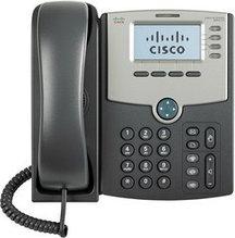Cisco SPA512G IP-телефон с дисплеем, PoE , Gigabit PC Port