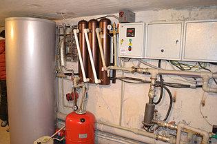 Термобак, индукционный котел ВИН-30, шкаф управления