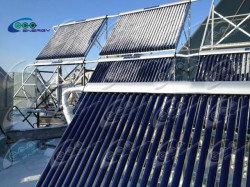 Дом Правительства РК, установка солнечных водонагревателей 15