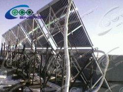 Дом Правительства РК, установка солнечных водонагревателей 18