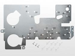 Комплект монтажной платы Evolis S10112