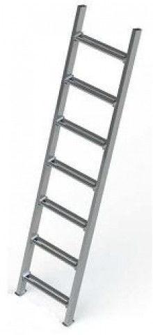 Лестница металлическая 7 ступеней (1,7 м) (Nika)
