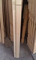 Дверная коробка (косяк) деревянная ширина 10 см