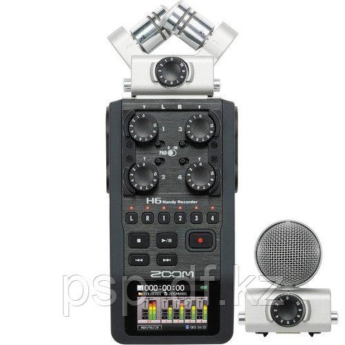 Рекордер Zoom H6 - фото 1