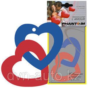 Ароматизатор L'amour ваниль PHANTOM РН3504 3505