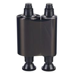 Монохромная черная лента Evolis R2011 1000 отп.