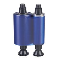Монохромная синяя лента Evolis R2012 1000 отп.