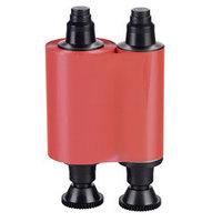 Монохромная красная лента Evolis R2013 1000 отп.