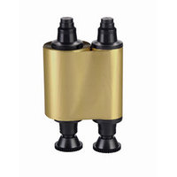 Монохромная золотая лента Evolis R2016 1000 отп.