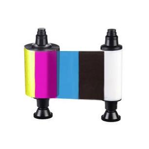 Полноцветная лента Evolis YMCKO+K 500 отп.