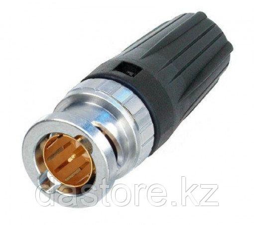 Neutrik NBNC75BLP7-D разъём BNC 75 Ом, кабельный