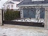 Ворота для въезда, фото 8