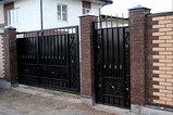 Ворота для въезда, фото 7